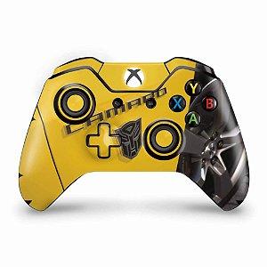 Skin Xbox One Fat Controle - Camaro - Transformers