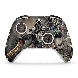 Skin Xbox One Slim X Controle - Dead Rising 3