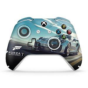 Skin Xbox One Slim X Controle - Forza Motorsport 7