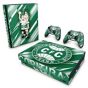 Xbox One X Skin - Coritiba