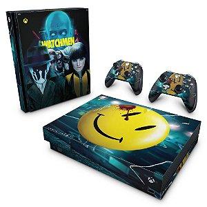Xbox One X Skin - Watchmen