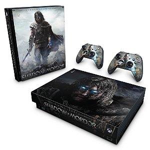 Xbox One X Skin - Middle Earth: Shadow of Murdor