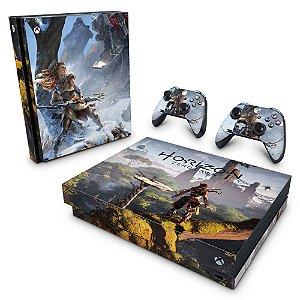 Xbox One X Skin - Horizon Zero Dawn