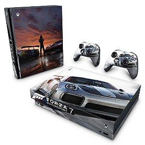Xbox One X Skin - Forza Motorsport 7