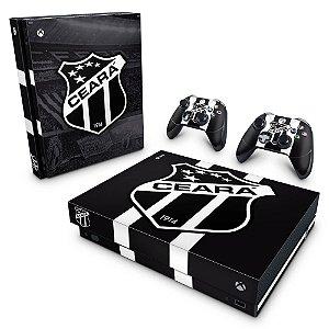 Xbox One X Skin - Ceará Sporting Club