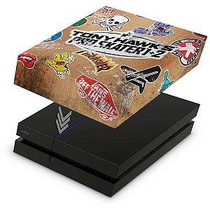 PS4 Fat Capa Anti Poeira - Tony Hawk's Pro Skater