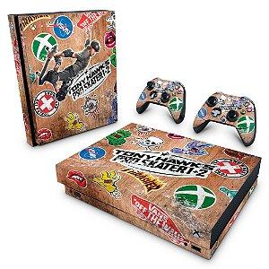 Xbox One X Skin - Tony Hawk's Pro Skater