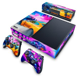 Xbox One Fat Skin - Need For Speed Heat