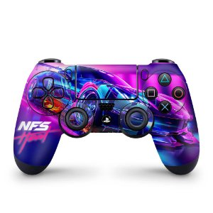Skin PS4 Controle - Need For Speed Heat