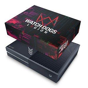 Xbox One Fat Capa Anti Poeira - Watch Dogs legion