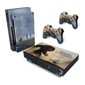 PS2 Fat Skin - Shadow Colossus