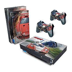 PS2 Fat Skin - Burnout 3