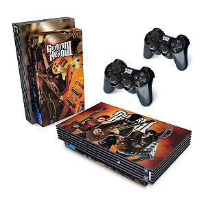 PS2 Fat Skin - Guitar Hero III 3