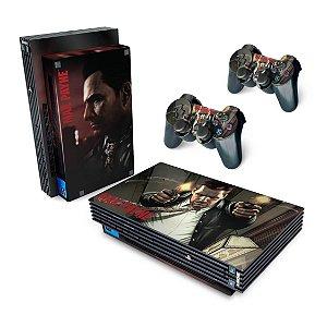 PS2 Fat Skin - Max Payne