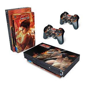 PS2 Fat Skin - Tekken 5