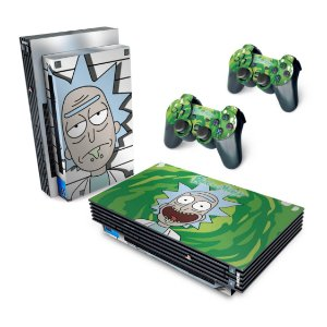 PS2 Fat Skin - Rick And Morty