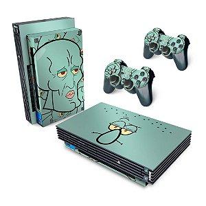 PS2 Fat Skin - Lula Molusco Bob Esponja
