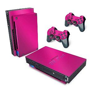 PS2 Fat Skin - Rosa
