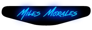 PS4 Light Bar - Spider-Man: Miles Morales