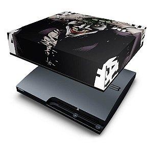 PS3 Slim Capa Anti Poeira - Joker Coringa