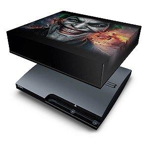 PS3 Slim Capa Anti Poeira - Coringa Joker