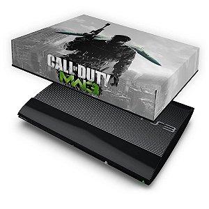 PS3 Super Slim Capa Anti Poeira - Modern Warfare Mw3