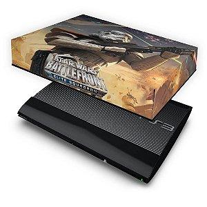 PS3 Super Slim Capa Anti Poeira - Star Wars