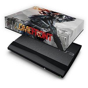 PS3 Super Slim Capa Anti Poeira - Homefront