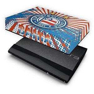 PS3 Super Slim Capa Anti Poeira - Bahia
