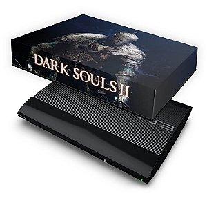 PS3 Super Slim Capa Anti Poeira - Dark Souls 2 Ii