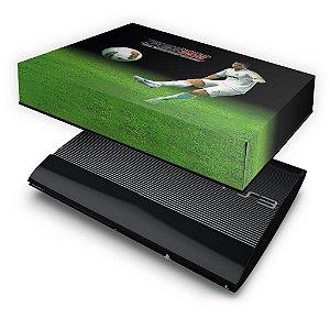 PS3 Super Slim Capa Anti Poeira - Pes 2013 Pro