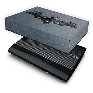 PS3 Super Slim Capa Anti Poeira - Batman Arkham Origins
