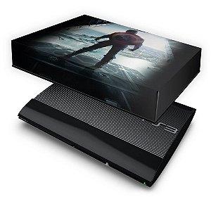 PS3 Super Slim Capa Anti Poeira - Capitão América