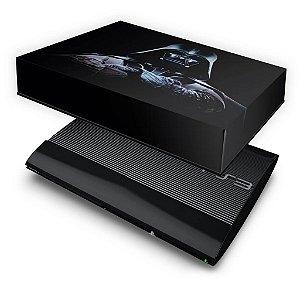PS3 Super Slim Capa Anti Poeira - Darth Vader