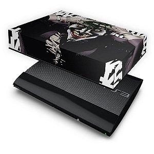 PS3 Super Slim Capa Anti Poeira - Joker Coringa