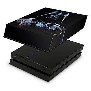 PS4 Fat Capa Anti Poeira - Star Wars - Darth Vader