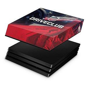 PS4 Pro Capa Anti Poeira - DriveClub