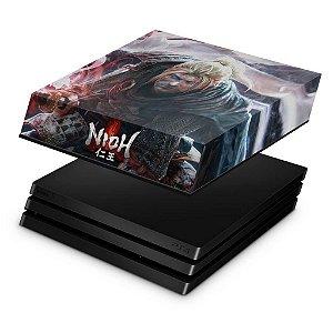 PS4 Pro Capa Anti Poeira - Nioh