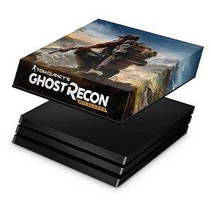 PS4 Pro Capa Anti Poeira - Tom Clancy's Ghost Recon Wildlands