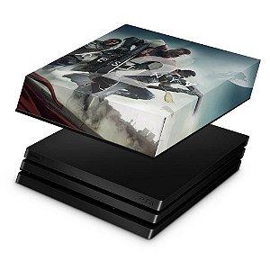 PS4 Pro Capa Anti Poeira - Destiny 2