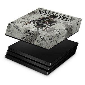 PS4 Pro Capa Anti Poeira - Days Gone