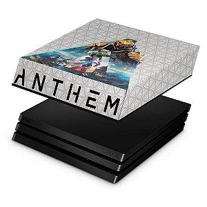PS4 Pro Capa Anti Poeira - Anthem