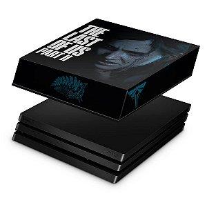 PS4 Pro Capa Anti Poeira - The Last Of Us Part 2 II B