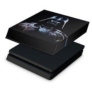 PS4 Slim Capa Anti Poeira - Star Wars - Darth Vader