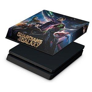 PS4 Slim Capa Anti Poeira - Guardioes da Galaxia