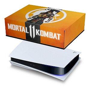 PS5 Capa Anti Poeira - Mortal Kombat 11