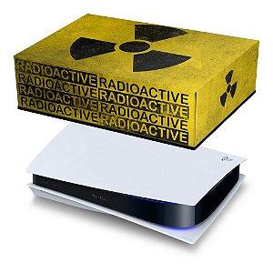 PS5 Capa Anti Poeira - Radioativo