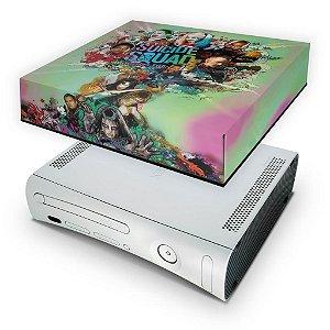 Xbox 360 Fat Capa Anti Poeira - Esquadrão Suicida #b