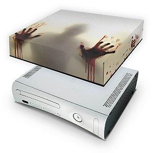 Xbox 360 Fat Capa Anti Poeira - Fear The Walking Dead