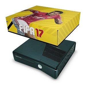 Xbox 360 Slim Capa Anti Poeira - Fifa 17